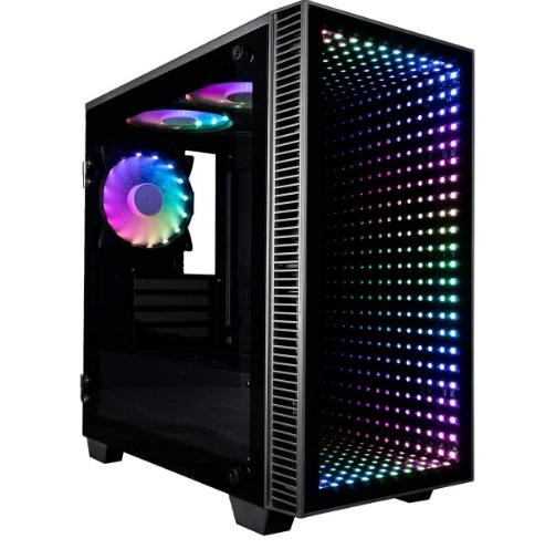 CUK Continuum Micro Gamer PC (Liquid Cooled Intel Core i9 K-Series