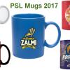Pakistan Super League customized Mugs