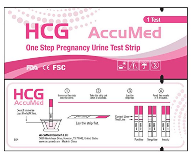 AccuMed Pregnancy (H…