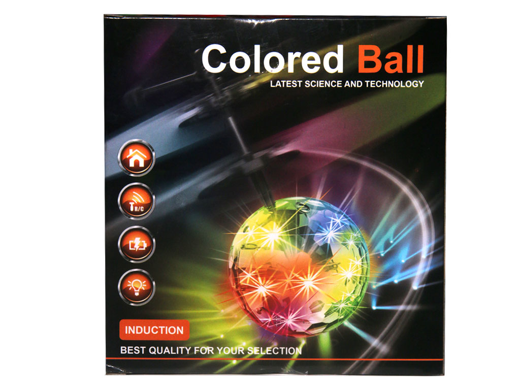 Colored ball for kids