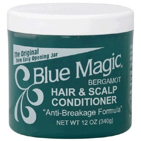Blue Magic Bergamot Conditioner Hair & Scalp