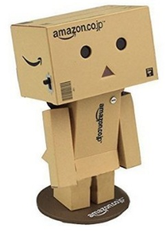 Mini Danbo Figure Box Gift Toy