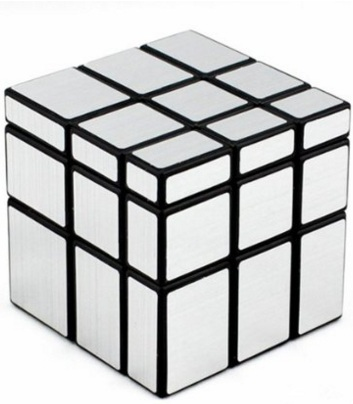 Mirror Cube 3x3 Speed Cube Puzzle
