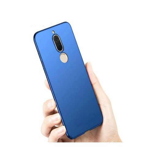 Huawei Mate 10 Lite 360 Protection Case BLUE with Tempered G…