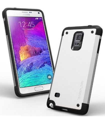 Caseology TPU case for Galaxy Note 4