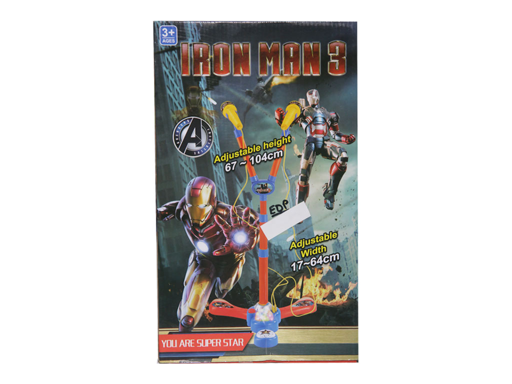 Iron man 3 microphon…