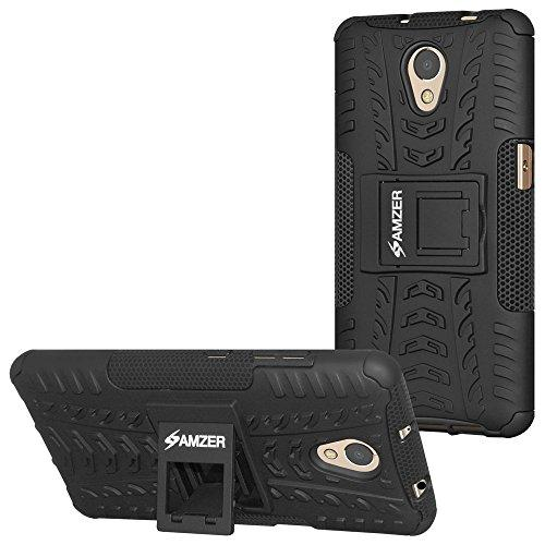 AMZER Shockproof Dual Layer Case for Lenovo P2
