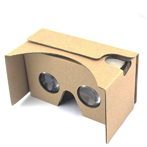 Google Cardboard V2.0 3D Glasses VR Cardboard Kit