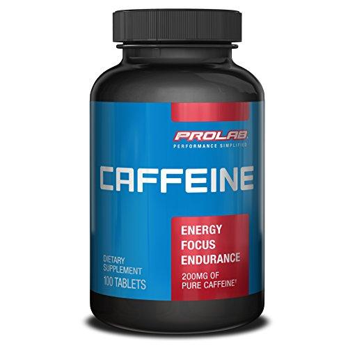 ProLab Caffeine 200mg Energy Focus Endurance - 100 Tablet