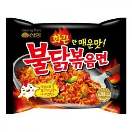 Spicy Chicken Roasted Noodles - 140g