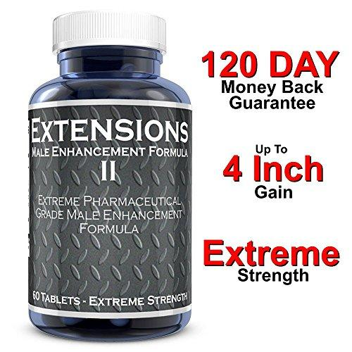 Extensions II Testosterone Boosting Male Formula
