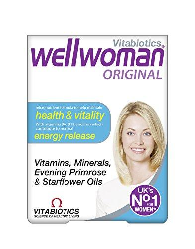 Wellwoman Advanced Vitamin & Mineral Formula