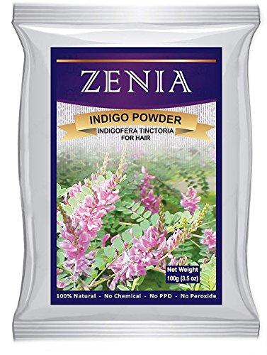 Zenia Indigo Powder - 100 grams