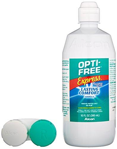 Opti-Free Express Disinfecting Solution