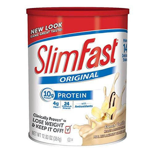 Slim Fast Meal Replacement Shake Powder