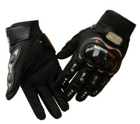 Tcbunny Pro Motorbike Carbon Fiber Racing Gloves