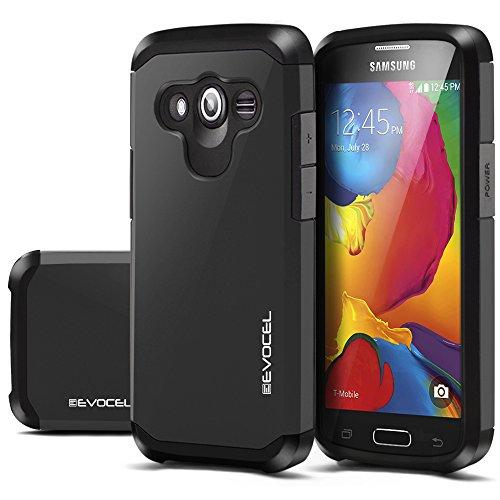 Dual Layer Armor Protector Case For Samsung Galaxy Avant G38…