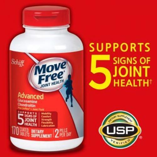 Schiff Move Free Joint Health Dietary Supplement