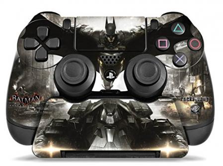 Batman Arkham Knight Controller & Stand Skin Set