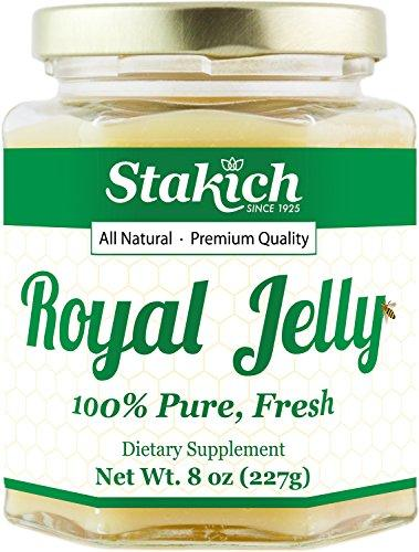 Stakich Pure Royal jelly - 100% Natural