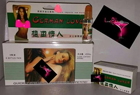 German Sex Drops - Female Performance Enhancer