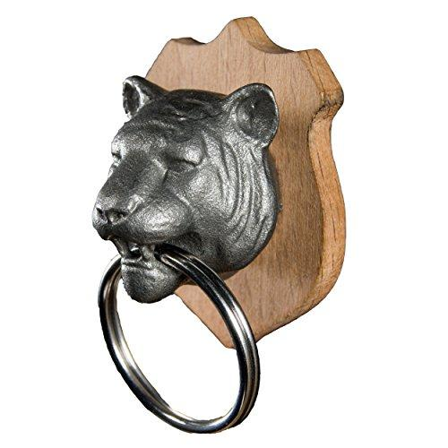 Animal Head Key Holder - Tiger By SUCK UK
