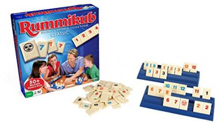 Rummikub,The Original Rummy Tile Game