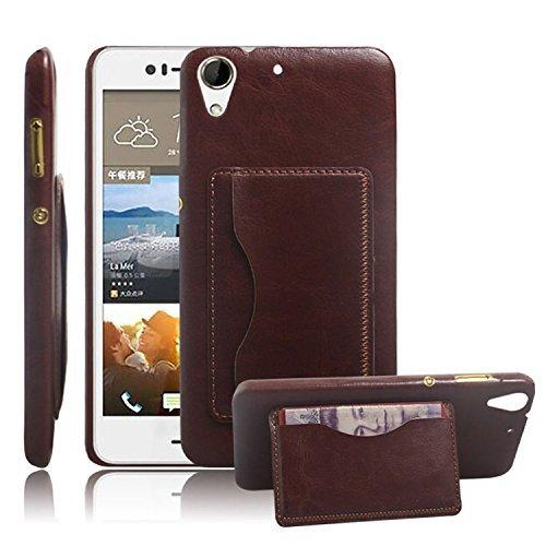 ivencase Luxury PU Leather Case For HTC Desire 728G