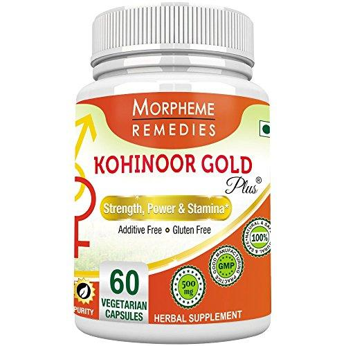 Morpheme Kohinoor Gold Plus for Men