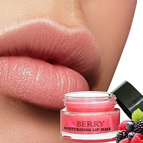 Green Tea Moisturizing Berry Lip Mask Balm Best Solution For…