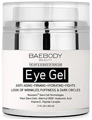 Baebody Eye Gel for Dark Circles, Puffiness, Wrinkles and Ba…
