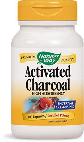 Nature s Way Activated Charcoal