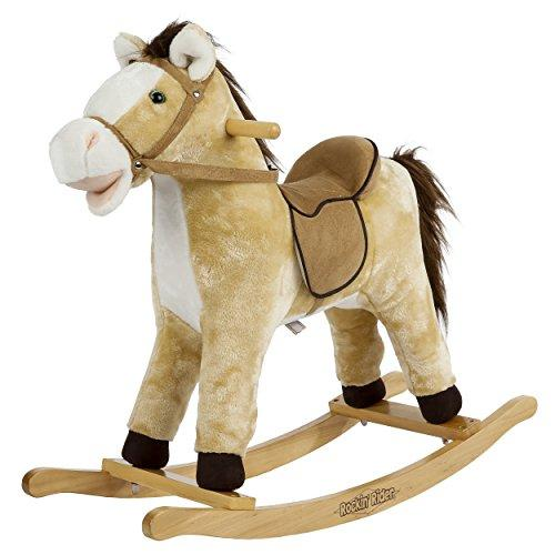 Derby Rocking Horse Ride on With Moving Mouth by Rockin' Rid…
