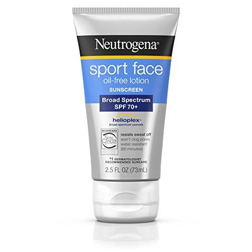 Neutrogena Oil Free Face Lotion Sunscreen - Spf 70+, 2.5 Fl.…