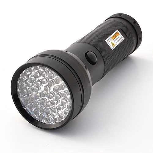 Ultra Violet Blacklight UV Flashlight