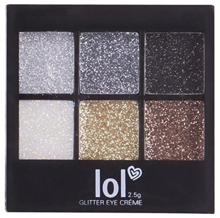 Glitter Eyeshadow Makeup Kit