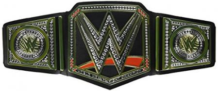 WWE World Championship Belt – Styles May Vary