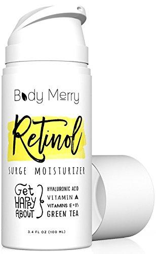 Body Merry Anti Aging Wrinkle & Acne Face Retinol Cream …
