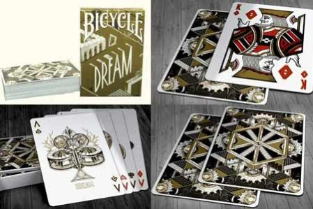 Bicycle Dream Deck Playing Cards
