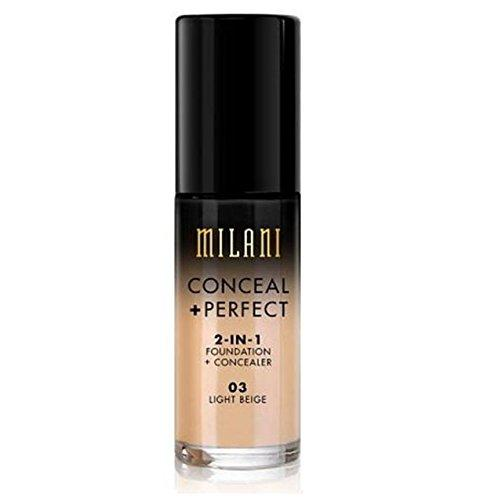 MILANI Conceal Perfect 2 In1 Foundation + Concealer