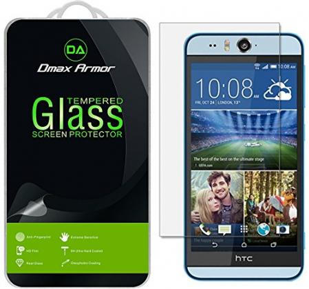 Dmax Armor HTC Desire Eye Tempered Glass Screen Protector