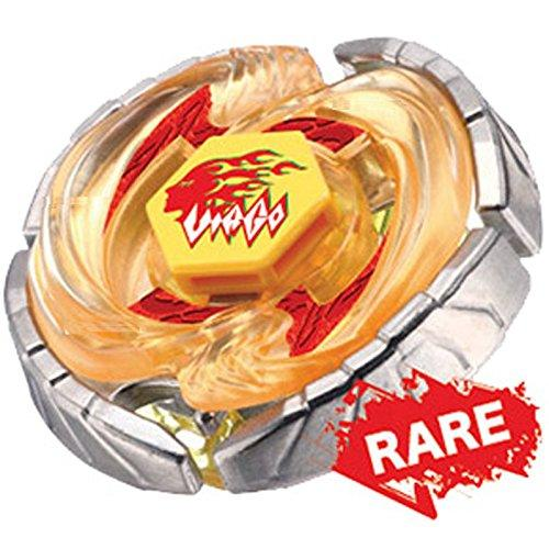 Rapidity Earth Virgo Metal Fusion Stamina Type Beyblade