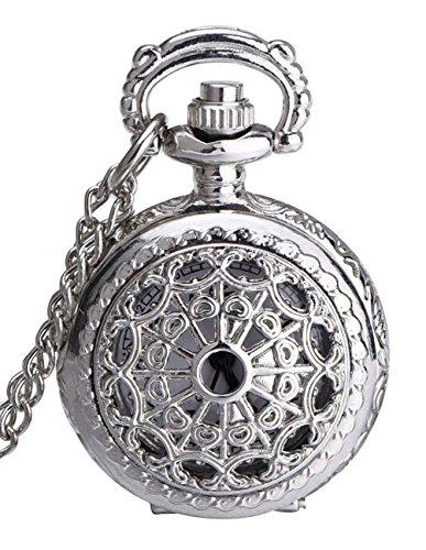 Mudder Hollow Pocket Watch for Women