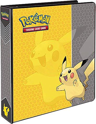 Pokemon Pikachu 3-Ring Binder Card Album - 2""