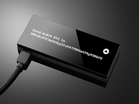 The Simple Cryptocurrency Hardware Wallet by KeepKey