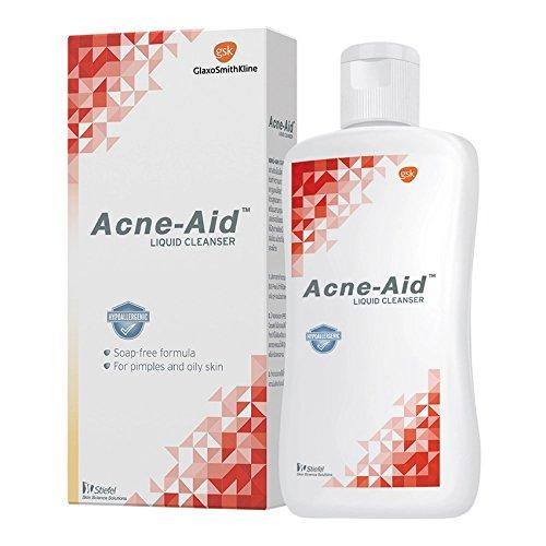 Acne-aid Liquid Cleanser for Pimples Skin
