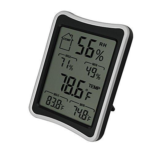 BENGOO Indoor Humidity Monitor Thermometer