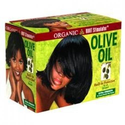 Organic Olive Oil Extra Strength Kit For Hair