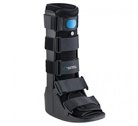 United Ortho Air Cam Walker Fracture Boot To support Injury …