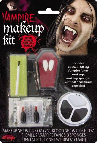 Fun World Vampire Fangs and Make-Up Kit